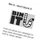 Bin It Campaign