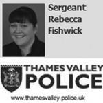 Sargeant Rebecca Fishwick