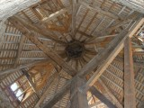 Looking up in Dovecote